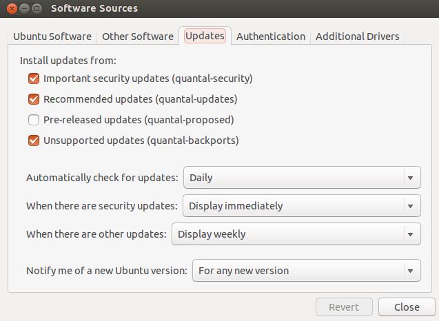 Ubuntu 12 10 Essentials   UnityConstruct