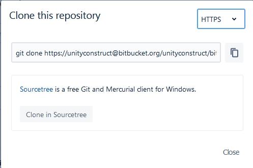Bitbucket | UnityConstruct